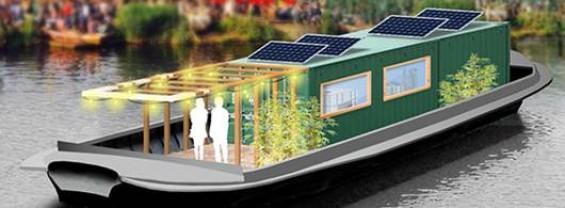 Gerecycled BAM-asfalt ingezet als ballast voor biogasboot | Passie voor techniek - EchtWerk.nl