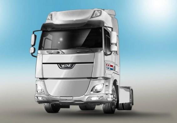 Ontwikkeling elektrische truck | Passie voor techniek - EchtWerk.nl