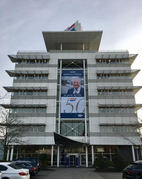 Een bijzondere dag voor VDL! | Passie voor techniek - EchtWerk.nl