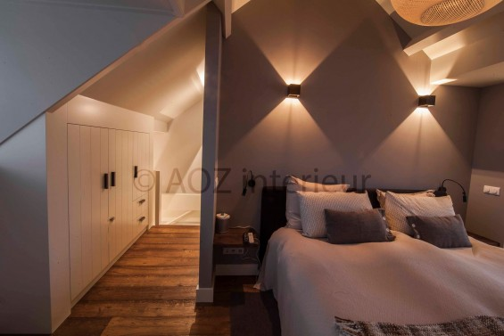Slaapkamer op zolder 2-kapper | Passie voor techniek - EchtWerk.nl