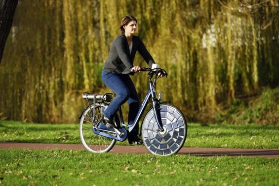 Prototype eerste Solar-Bike op TU/e onthuld | Passie voor techniek - EchtWerk.nl