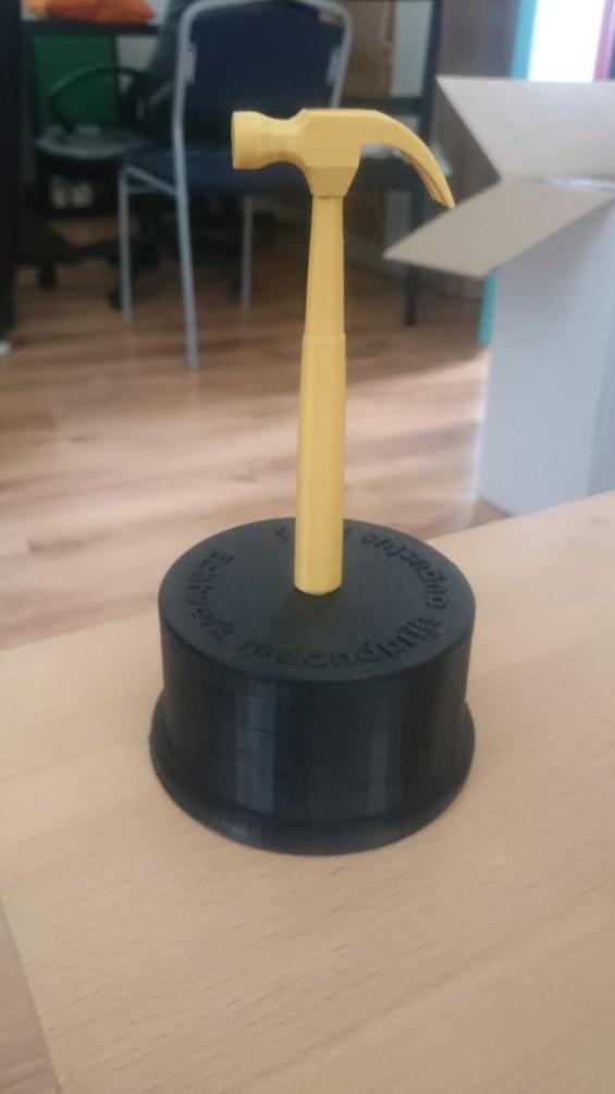 Win een Gouden Hamer + waardebon op EchtWerk.nl! | Passie voor techniek - EchtWerk.nl