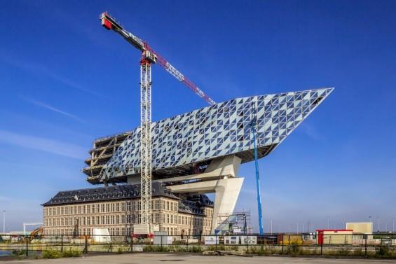 Havenhuis Antwerpen | Passie voor techniek - EchtWerk.nl