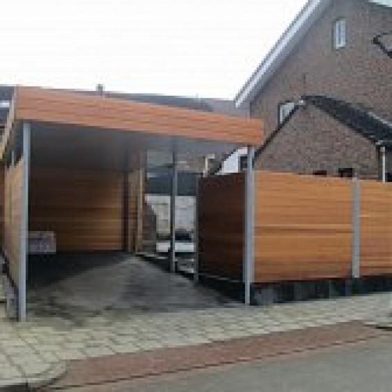 Carport Amstenrade | Passie voor techniek - EchtWerk.nl