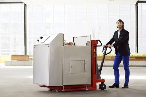 Flowid verkoopt zijn eerste SpinPro-reactor | Passie voor techniek - EchtWerk.nl
