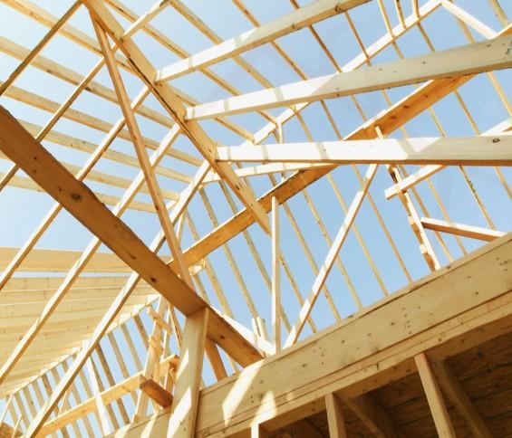 Dakconstructie voor boerderij met rieten dak | Passie voor techniek - EchtWerk.nl