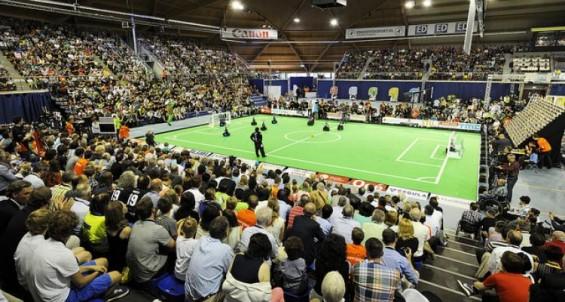 Vanaf 30 maart a.s. RoboCup European Open 2016 Eindhoven | Passie voor techniek - EchtWerk.nl