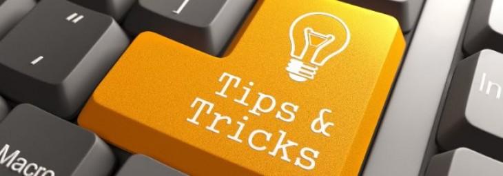 Handige tips & tricks | Passie voor techniek - EchtWerk.nl