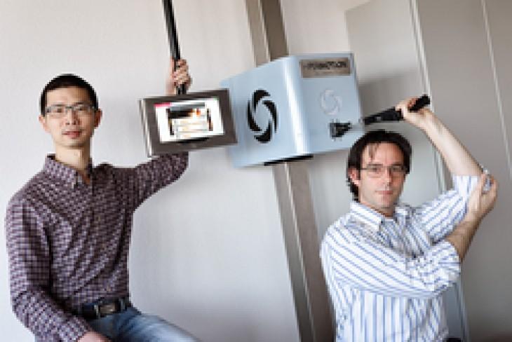 Sneller sterker door krachttraining met trilling | Passie voor techniek - EchtWerk.nl