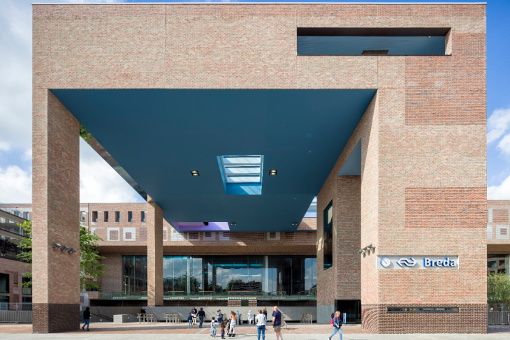 Nieuw station voor Breda | Passie voor techniek - EchtWerk.nl