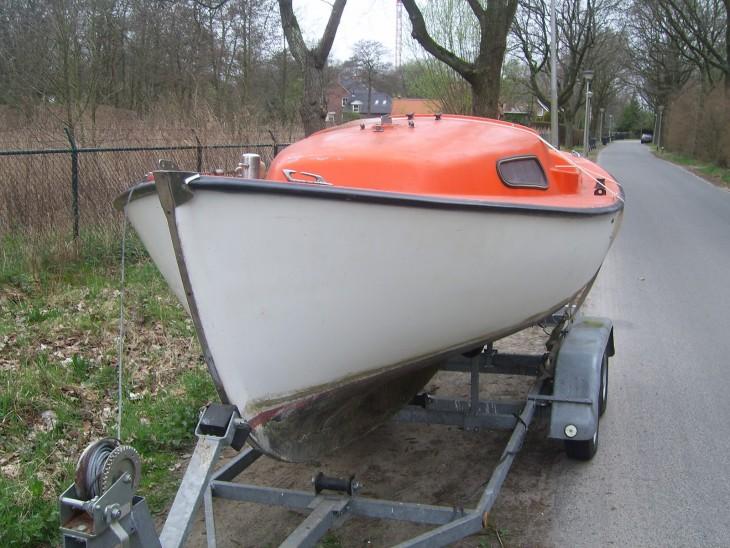 Opknapbeurt  oude boot | Passie voor techniek - EchtWerk.nl