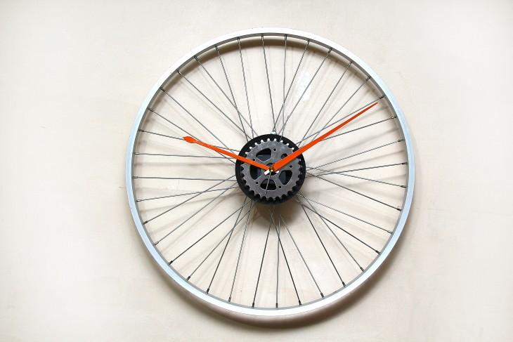 Een klok voor een echte fietsenmaker | Passie voor techniek - EchtWerk.nl