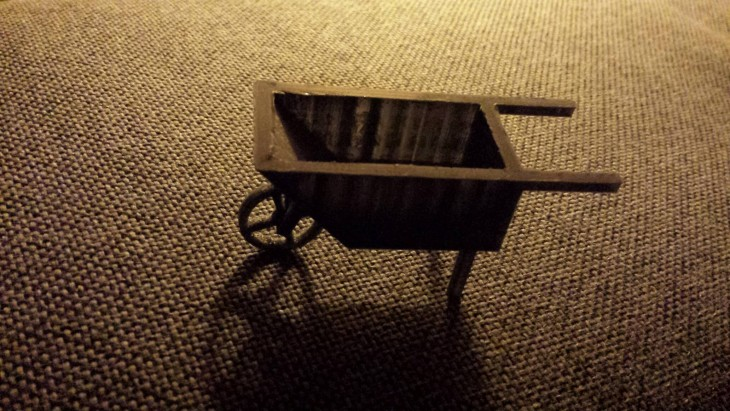 3D-print kruiwagen. | Passie voor techniek - EchtWerk.nl