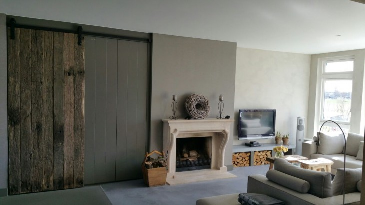 Warmte in een 2 onder 1 kap woning | Passie voor techniek - EchtWerk.nl