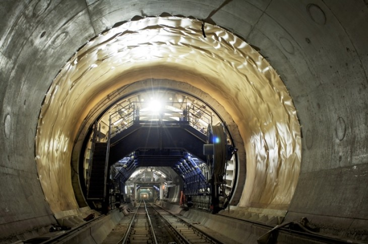 Artikel: Gotthard Basistunnel, langste spoorwegtunnel ter wereld geopend | Passie voor techniek - EchtWerk.nl